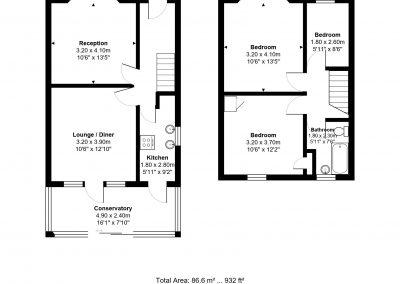 190819 Floorplan- 28 Hosptial Bridge Road floor plan